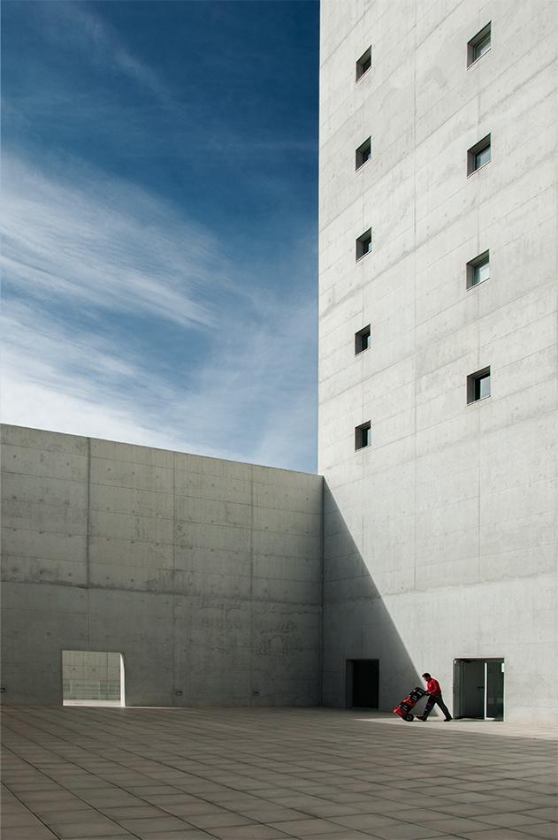 MUSEO DE LA MEMORIA DE ANDALUCIA GRANADA ALBERTO CAMPO BAEZA