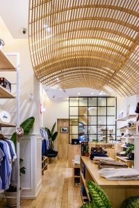 EDMMOND TIENDA MADRID RETAIL GG ARCHITECTS