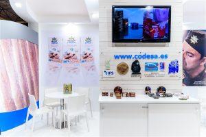 COOC IFEMA GOURMET STAND DISEÑO EXPOSITIVO MADRID RETAIL