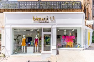 BIMANI 13 BOO ESTUDIO REFORMA LOCAL RETAIL MADRID