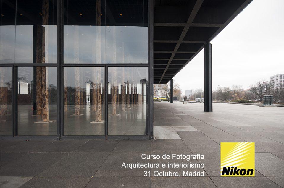 CURSO DE FOTOGRAFÍA CON NIKON ESPAÑA