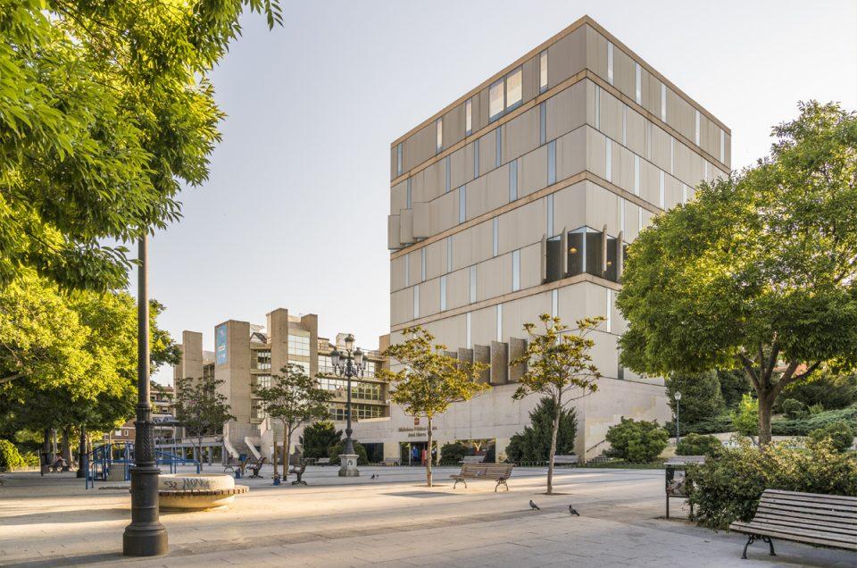 Proyecto junto al Ayuntamiento de Madrid